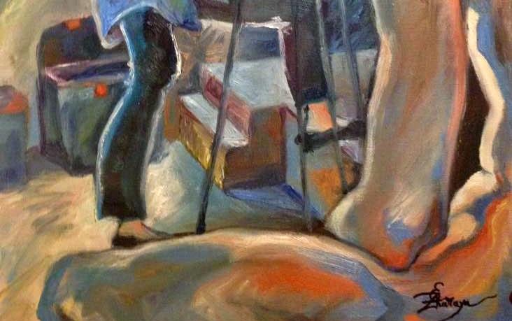 Dans-l_atelier_vignette_nu-huile-sur-toile_ZHARAYA