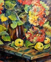 Description: Fruits d'Automne Auteur: Zharaya Genia