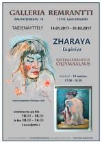 Description: Poster of a personal exhibition Auteur: