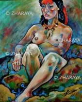 Description: Carolle-la-Magnifique Auteur: ZHARAYA