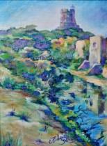 Description: Tour Vauban à St-Vaast-la-Hougue Auteur: Zharaya Eugéniya