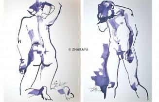 Description: Nuits-nacrees Auteur: ZHARAYA